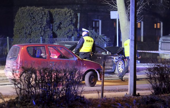 Wypadek Beaty Szydło w Oświęcimiu. Wyrok dla kierowcy seicento