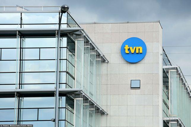 """Alarm pożarowy w siedzibie TVN? """"Szkło kontaktowe"""" przerwane"""