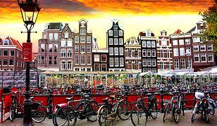 Amsterdam - tu możesz być kim chcesz