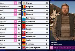 """Eurowizja 2021: islandzki prezenter skradł show. Wygrywa """"Jaja Ding Dong"""""""