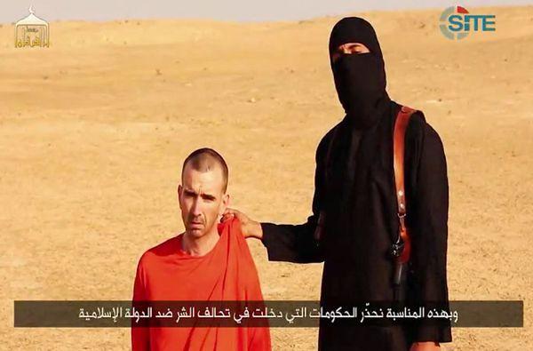 Kolejne groźby Państwa Islamskiego - Brytyjczyk zagrożony egzekucją w Syrii
