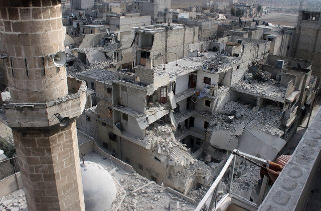 Dwumilionowa metropolia zamieniona w ruinę - zdjęcia