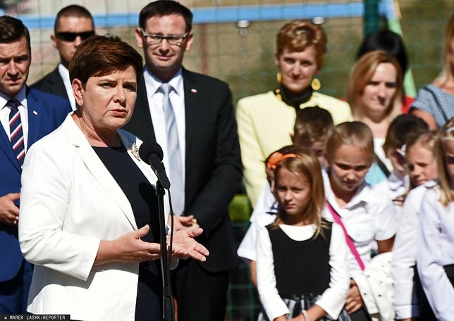 Beata Szydło, Daniel Obajtek