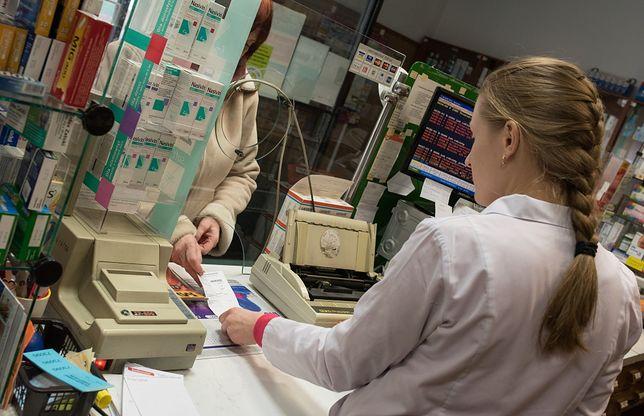 Jak wskazuje przedstawiciel resortu zdrowia, przyczyną braku leku na terenie Polski są według oświadczeń producenta problemy z jego wytwarzaniem.