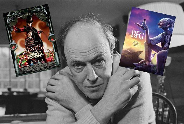 Roald Dahl pisał książki, które do dziś są chętnie ekranizowane