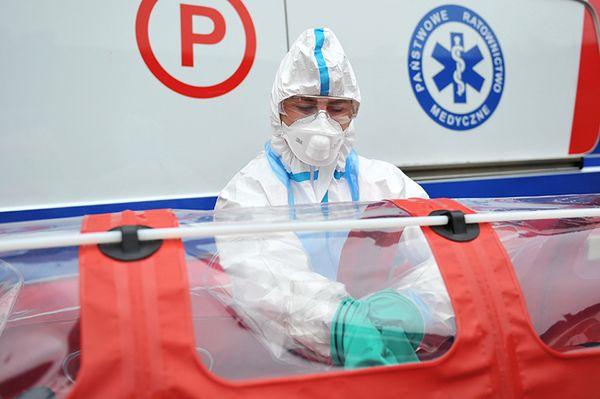 Dlaczego świat boi się eboli? Eksperci debatowali w Warszawie