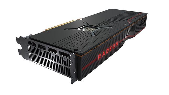 AMD Radeon RX 5700 XT, fot. Materiały prasowe