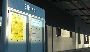 Elbląg - turystę z Niemiec wyrzucono na mróz