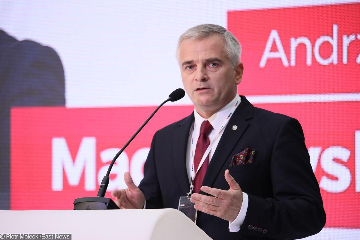 Wybory parlamentarne 2019. Andrzej Maciejewski odchodzi z Kukiz'15