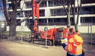 Targówek. Bazarek wstrzymuje budowę metra