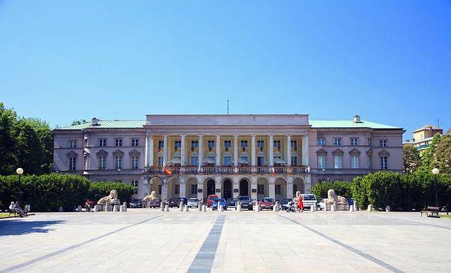 Pałac Lubomirskich w Warszawie