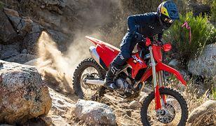 Nowa Honda CRF450RX, czyli profesjonalna wersja motocrossowego sprzętu