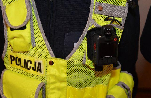 Policja przetestowała osobiste kamery. Dla drogówki to poważna broń
