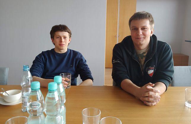Oto Michał i Mateusz. Są oficjalnie jednymi z najlepszych hakerów na świecie