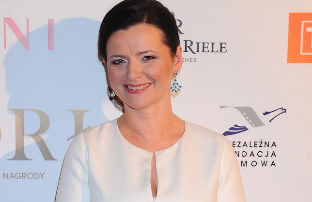 """Jowita Budnik zaczęła pracę na planie serialu """"W Labiryncie"""" w wieku 16 lat. Jak to wspomina?"""