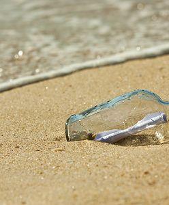 Rosyjski ekolog odnalazł list w butelce. 10 lat temu wrzuciły go do wody Polki