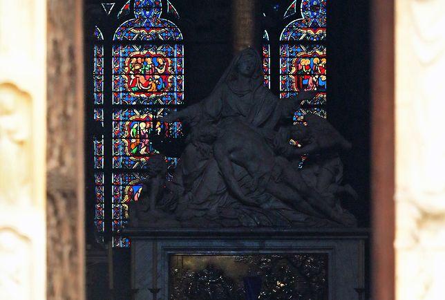 Pożar w Notre Dame