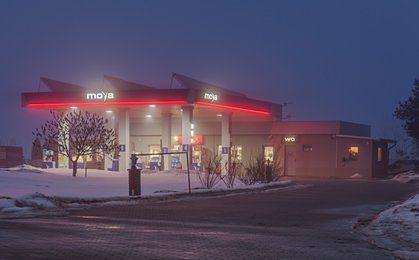 Sieć stacji paliw Moya w 3 lata chce urosnąć prawie dwukrotnie