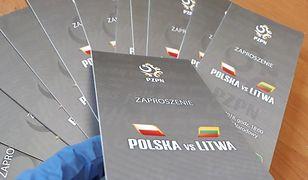 Ukradł 40 biletów na mecz Polska - Litwa. Usłyszał już zarzuty