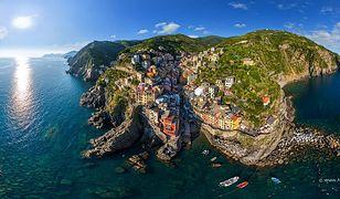 Atrakcje Europy z lotu ptaka - niezwykłe zdjęcia