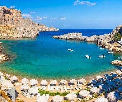 Rodos, Kreta lub Zakhyntos to najchętniej odwiedzane wyspy w Grecji