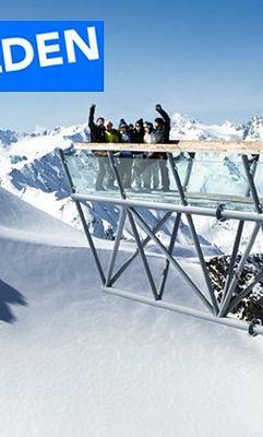 Sölden - narciarski raj w sercu Alp
