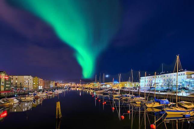 Zorza polarna - gdzie i kiedy można ją zobaczyć w Europie?