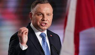 Wybory 2020. Andrzej Duda skrytykował Rafała Trzaskowskiego