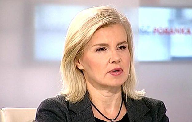 Joanna Staniszkis o słowach ambasadora Rosji: myślę, że to prowokacja