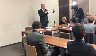 Wniosek o postępowanie dyscyplinarne ws. prezesa Macieja Nawackiego