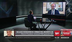Weto ws. budżetu UE. Wiceszef MSZ: Mateusz Morawiecki nie jest zakładnikiem Zbigniewa Ziobry