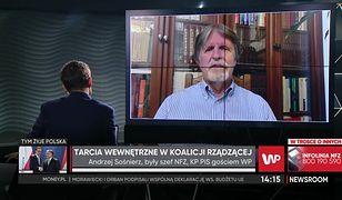"""Andrzej Sośnierz rozczarowany. """"Na razie jestem w koalicji"""""""