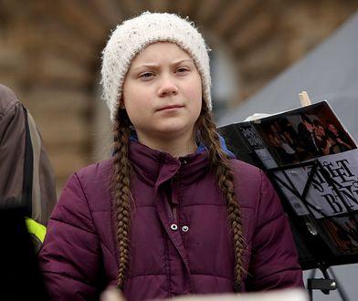 Black Friday 2020. Greta Thunberg