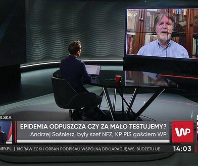 """""""Pasmo błędów"""". Andrzej Sośnierz ocenia minstra Niedzielskiego"""