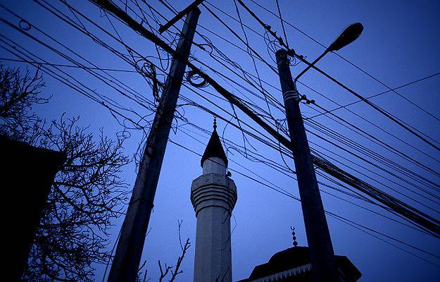 Meczet tatarski na Krymie