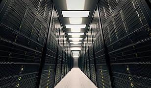 Centrom danych stuknął miliard
