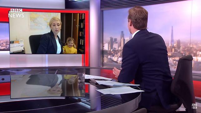 """""""BBC Mom"""" to parodia viralowego wideo """"BBC Dad"""""""