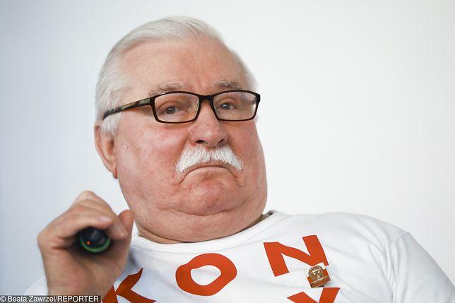 Lech Wałęsa pokazał zdjęcie, a internauci są zachwyceni