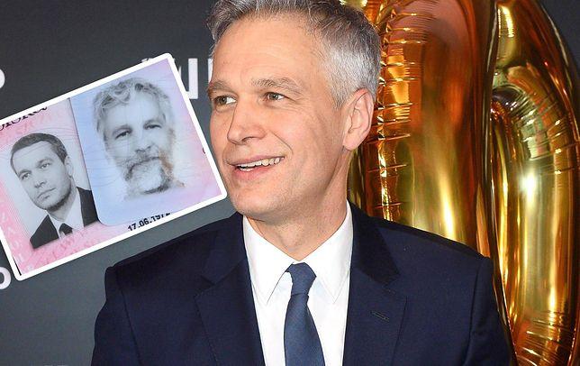 Michał Żebrowski pokazał zdjęcie sprzed lat