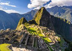 Peru - Machu Picchu tonie w śmieciach