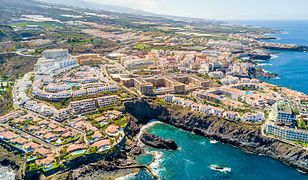 Teneryfa jest popularną częścią Wysp Kanaryjskich między innymi ze względu na malownicze klify Los Gigantes