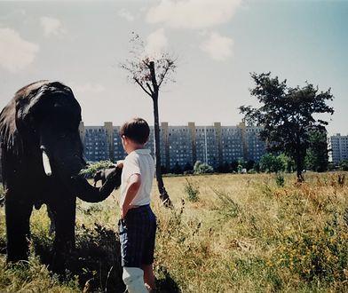 Zdjęcie z archiwum prywatnego. Marcin Szumny, 1994 r.