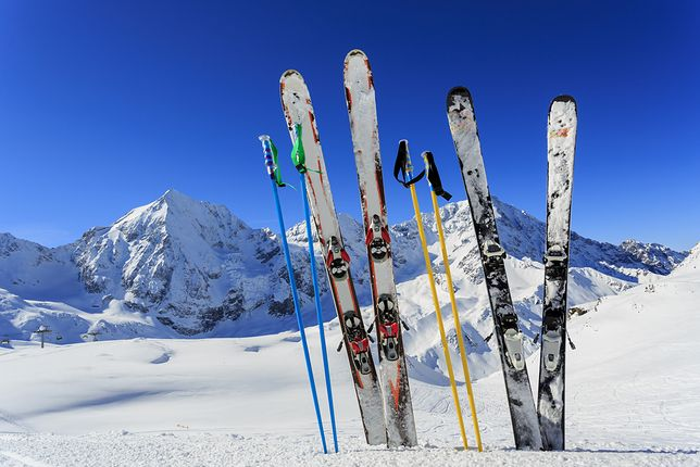 Część stoków narciarskich we Włoszech działa nawet do maja