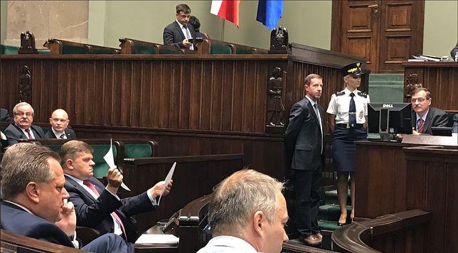 Nowe ograniczenia w Sejmie.