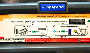 Jak używać parkomatu w SPPN?