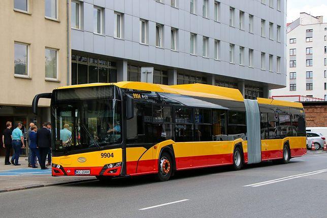 Warszawa. Mieszkańcy stolicy muszą liczyć się z utrudnieniami drogowymi (fot. Urząd Miasta)