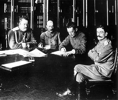 Rosjanie po stronie Polski w wojnie polsko-bolszewickiej