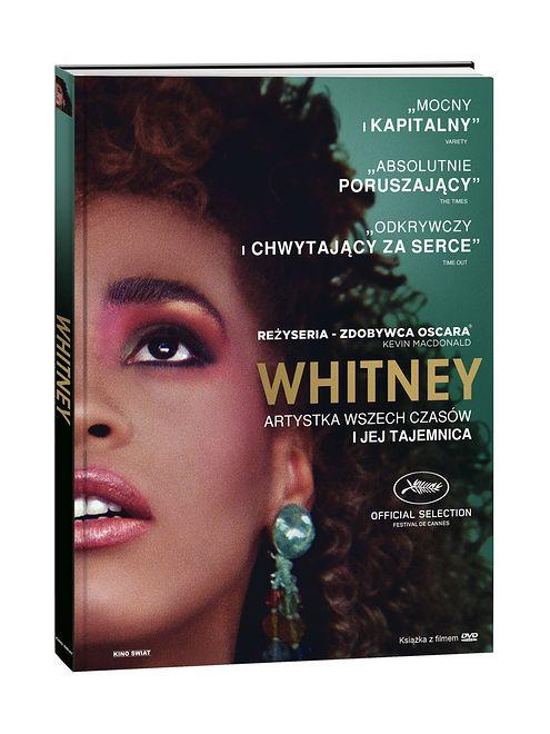 """Życie pełne muzyki, wzlotów i upadków. """"Whitney"""" już na DVD"""