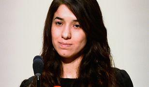 Nadia Murad spędziła w niewoli 8 miesięcy. Dziś jest ambasadorką kobiet