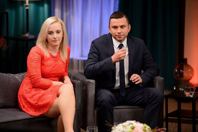Ewelina i Grzegorz w finałowym odcinku.